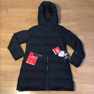 NWT The North Face Down Shell Coat